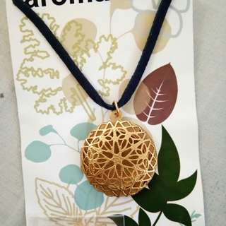 Aroma necklace made in japan