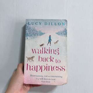Lucky Dillon Walking Back To Happiness