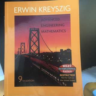 Engineering Maths  (大學course)