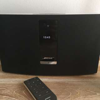 Bose SoundTouch 20 in excellent conditions