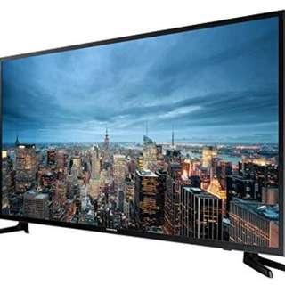 "Samsung 40"" 4K UHD Flat Smart TV"