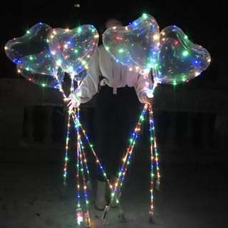 Cheapest budget helium filled balloon with led lights