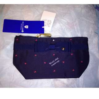 Crestbridge Blue Label Pouch