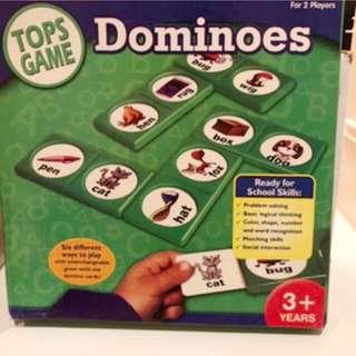 Tops Games Dominies