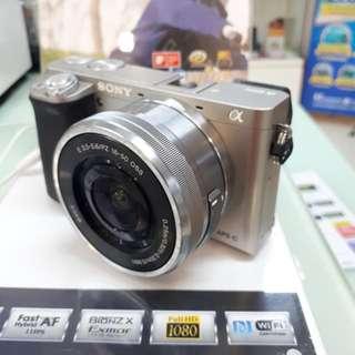 Kamera SONY Alpha 6000 Cash Back 1,2 Juta (Bisa KREDIT)