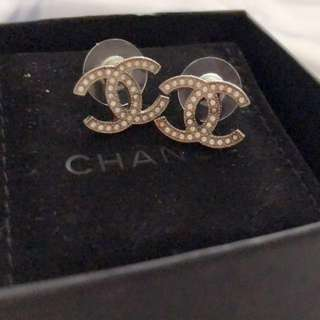 Preloved Authentic Chanel Earrings