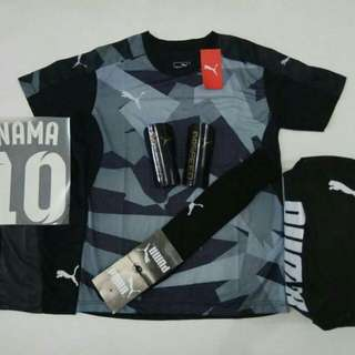 Baju Futsal/Bola (M.L.XL). 1set + Nama NoPunggung
