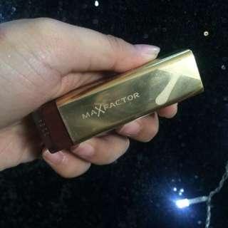 Colour elixir lipstick maxfactor