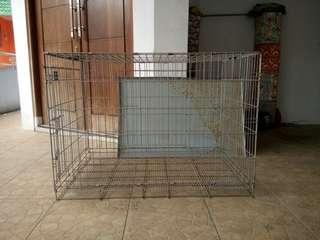 Kandang kucing/Anjing
