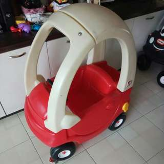 Step 2 kids toddler car