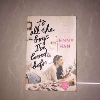 Jenny Han collection