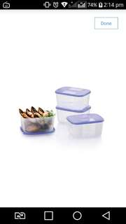 LAST 2 pcs - Tupperware Freezemate 650ml