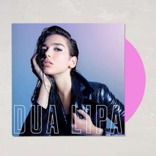 Dua Lipa - Dua Lipa LP Vinyl (Pink)