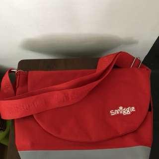 Smuggle messengers bag
