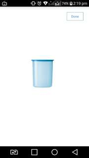 LAST 1 PC - Tupperware Junior Canister 1.25L