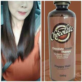 Choco Keratin Conditioner