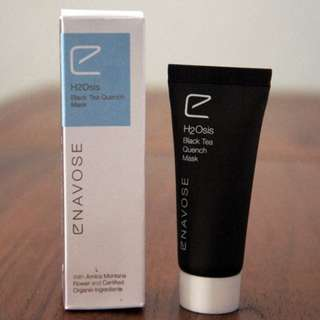 Enavose - Black Tea Quench Mask