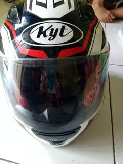 HELM FULL FACE KYT RC-SEVEN