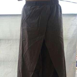 Batwing pants