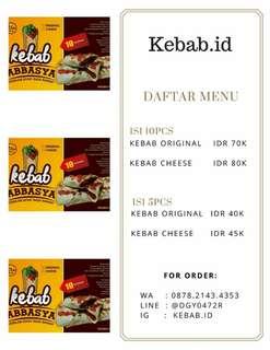 Kebab frozen Isi 5