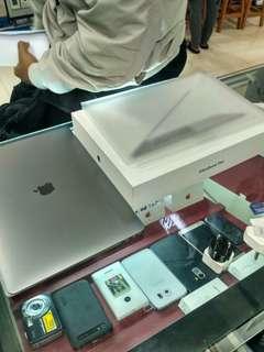 Macbook Pro MPTR2 16/256GB 15inch Grey Kredit Mudah