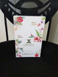 Jayjun Anti Dust Whitening Mask美白面膜