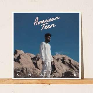 Khalid - American Teen Vinyl 2XLP
