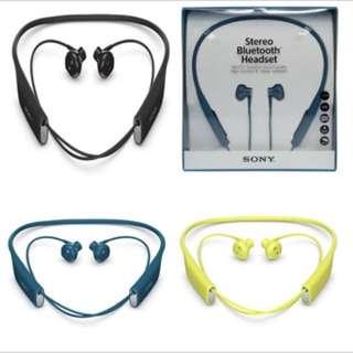 全新 SONY 立體聲運動藍芽耳機 SBH70