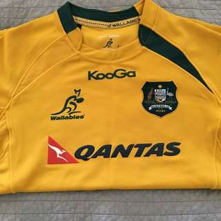 KOOGA Wallabies Jersey