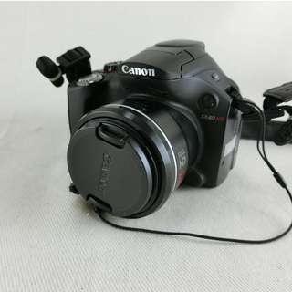 Canon PowerShot SX40 HS 微單眼相機 35X光學變焦 盒裝 公司貨