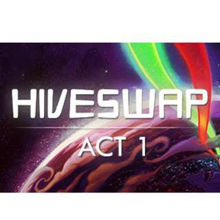 HIVESWAP: Act 1 (Normal Price S$8.5)