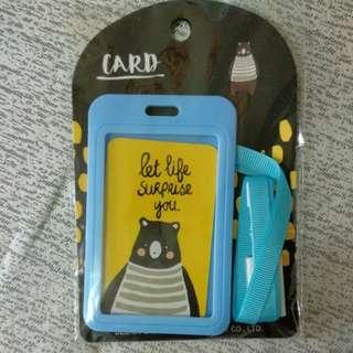 Access ID Card holder lanyard