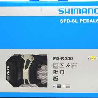Shimano PD-R550 SPD-SL Pedal ROADBIKE