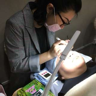 Eyelash Extensions Class Japanese Style