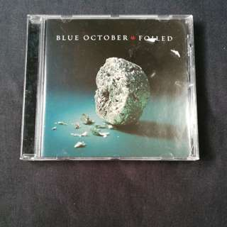 Blue October - Foiled
