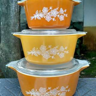Mangkok Pyrex Original made in USA