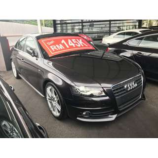 2011 Audi A4 2.0 S-Line - Unregistered