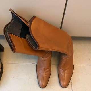 日本製succeed高boot size 22.5