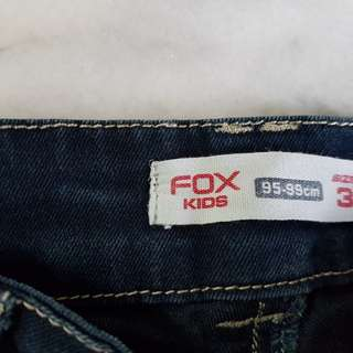 Fox Jeans for 2 to 4 yrs old