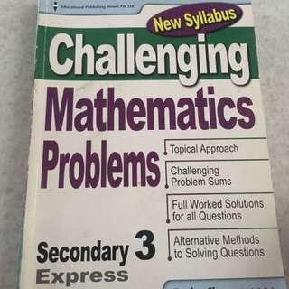 Sec3 Maths