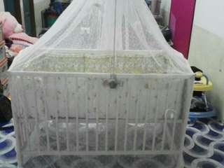 baby court untuk dijual condition 8/10 tilam dan kelambu ada....