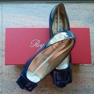 RV Roger Vivier Belle De Nuit T35 Heel Shoes size39.5