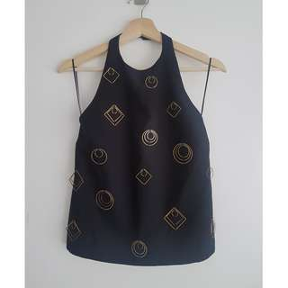 C/MEO COLLECTIVE TOP SIZE S BRAND NEW