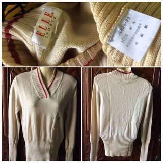 Elle knitted sweater