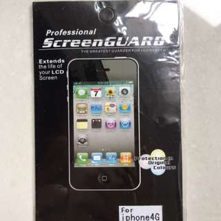 Screen Protector for iPhone 4