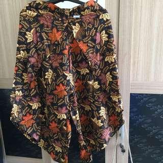 Celana kulot batik indonesia