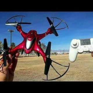 X-Series 2.4GHs Quadcopter 360°