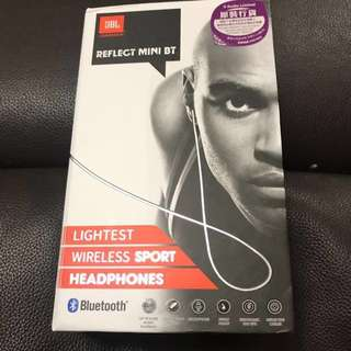 JBL Reflect Mini BT original Wireless Bluetooth Sports Headphone