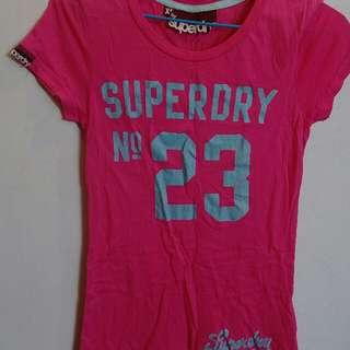 superdry短袖 (降價)