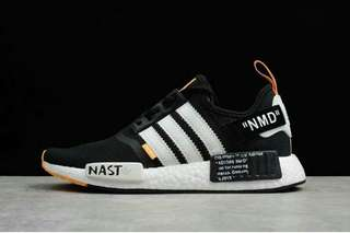 ready adidas NMD X off white X nast